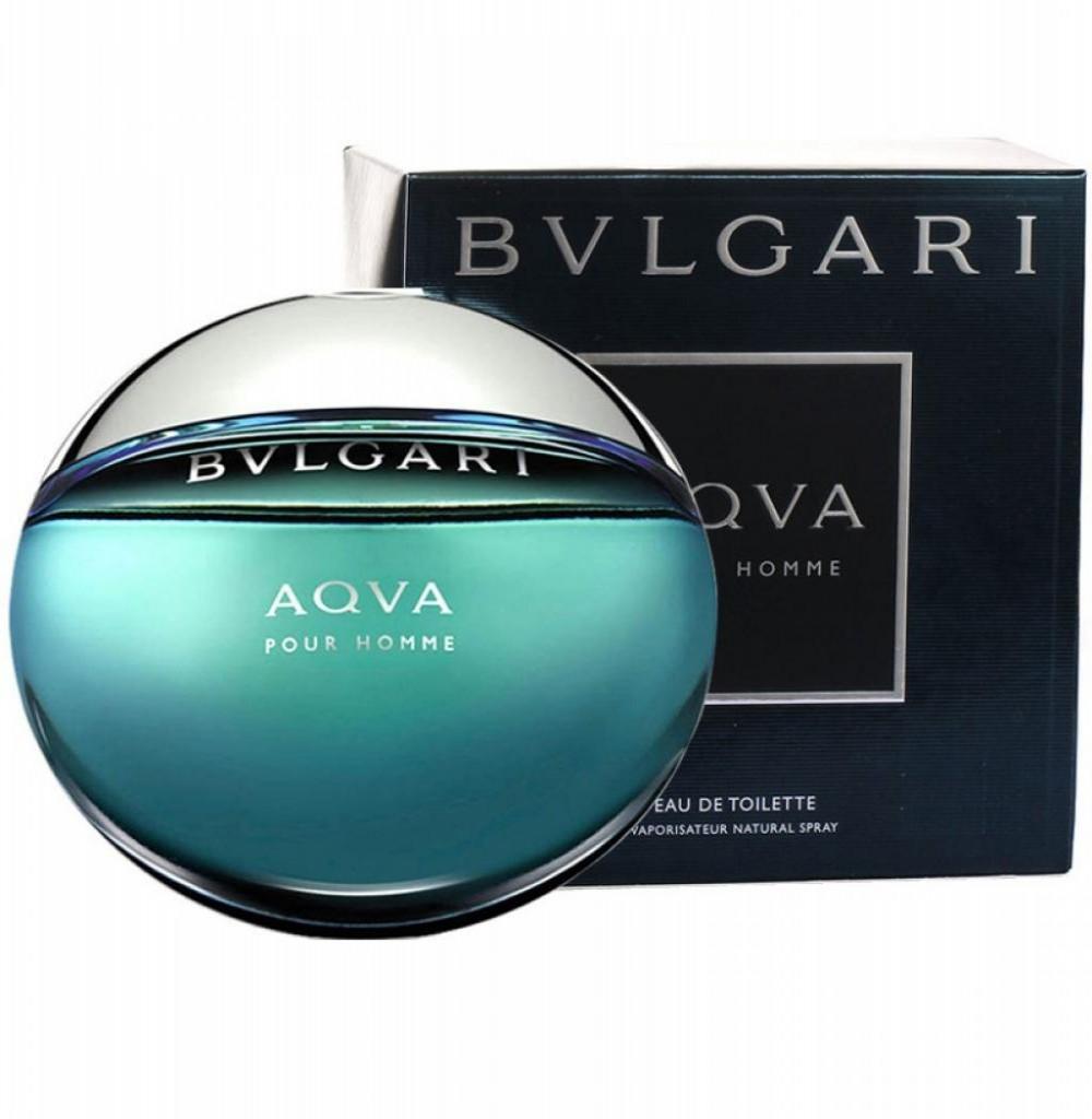 Perfume Bvlgari Aqva Eau de Toilette Masculino 100M