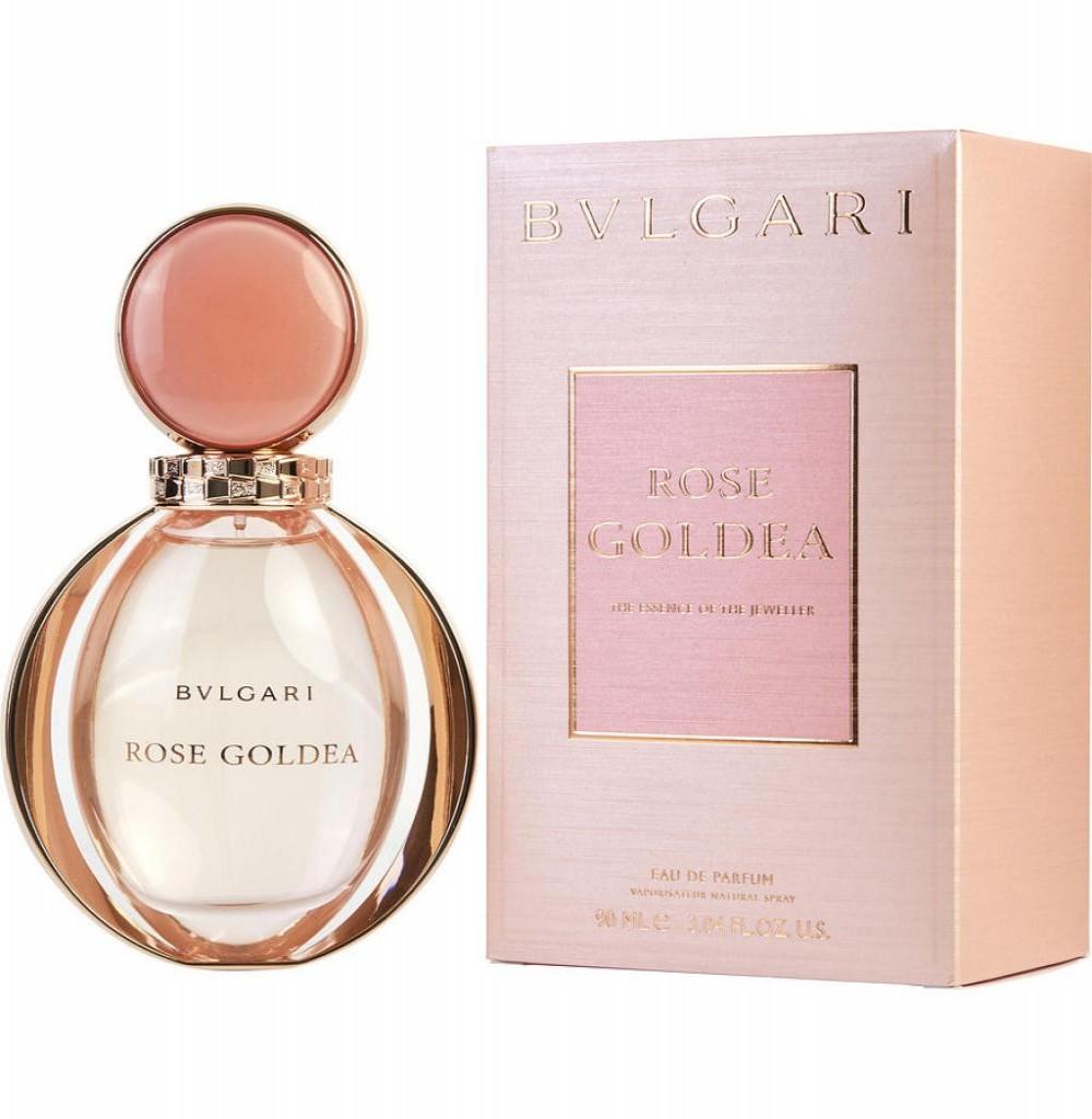 Perfume Bvlgari Goldea Rose Eau de Parfum 90ML