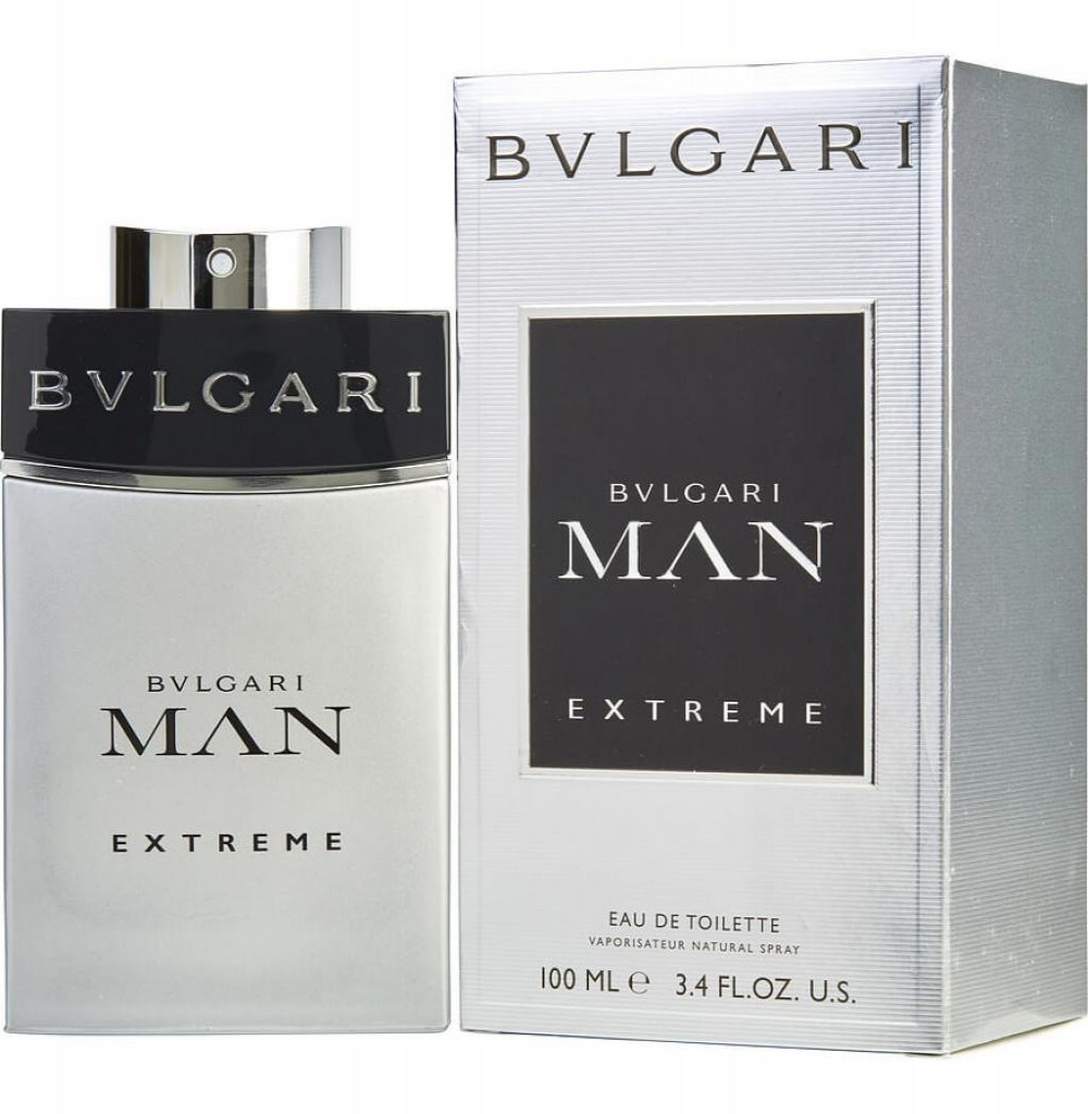 Perfume Bvlgari Man Extreme Eau de Tolitte 100ML