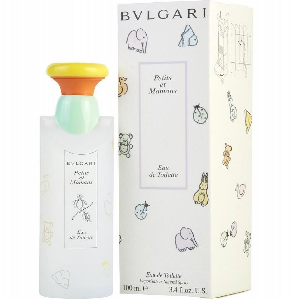 Perfume Bvlgari Petits Et Mamans Eau de Toilette 100ML