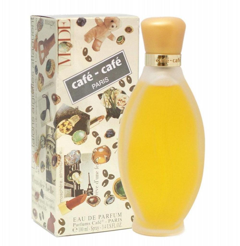 Perfume Café-Café Paris Eau de Parfum Feminino 100 ml