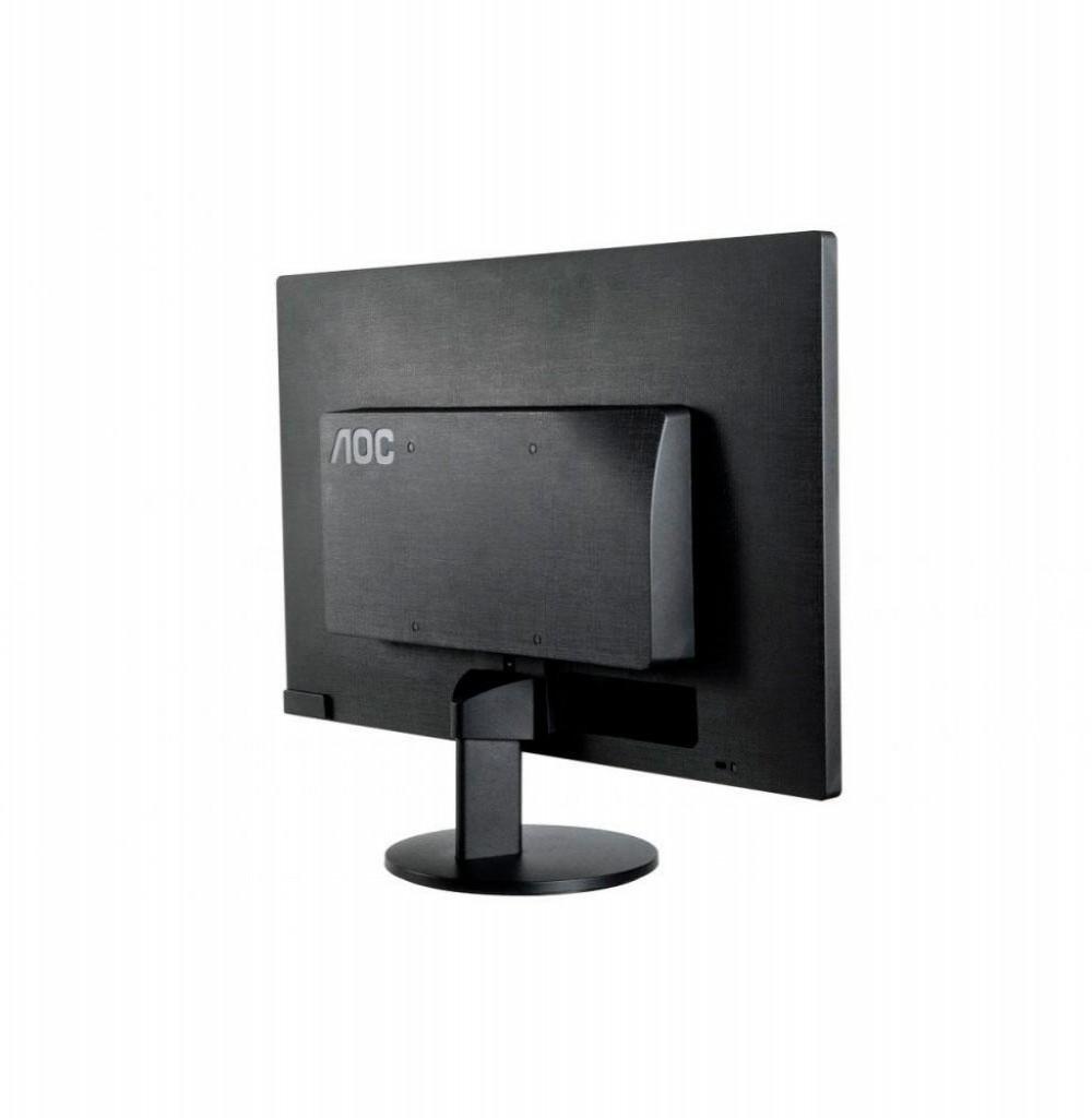 "Monitor AOC E2270SWN 21.5"" LED Full HD Ultra Slim com VGA - Preto"