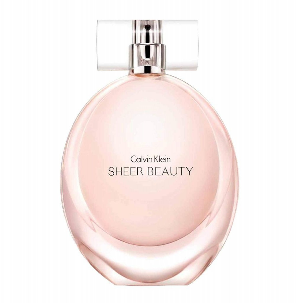 Perfume Calvin Klein Sheer Beauty Eau de Toilette Feminino 100ML