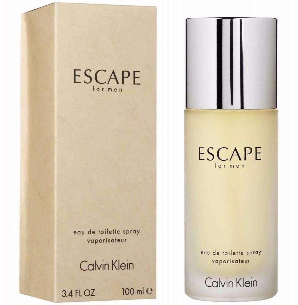 Perfume Calvin Klein Escape Eau de Toilette Masculino 100ML