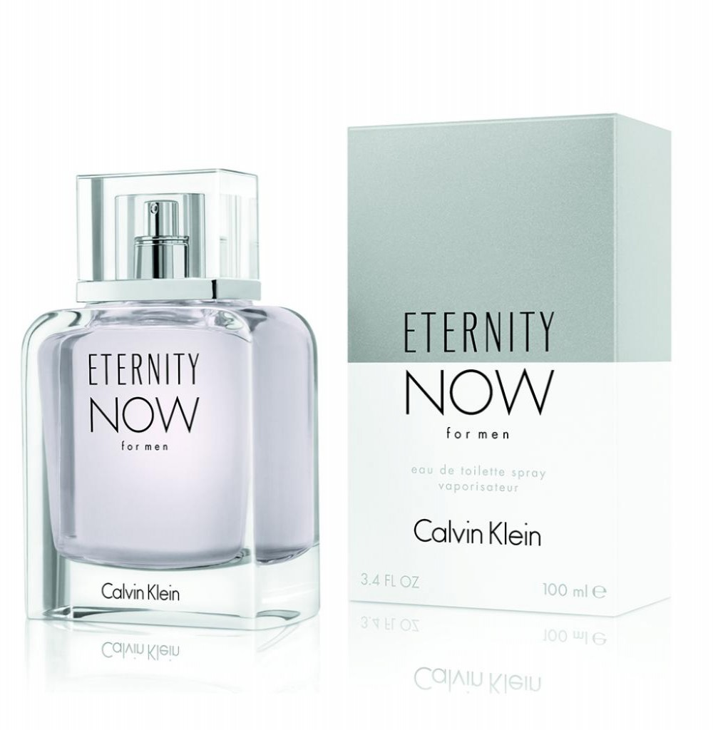 Perfume Calvin Klein Eternity Now Eau de Toilette Masculino 100ml