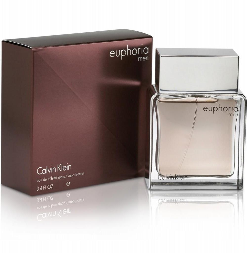 Perfume Calvin Klein Euphoria Men Eau de Toilette 100ML