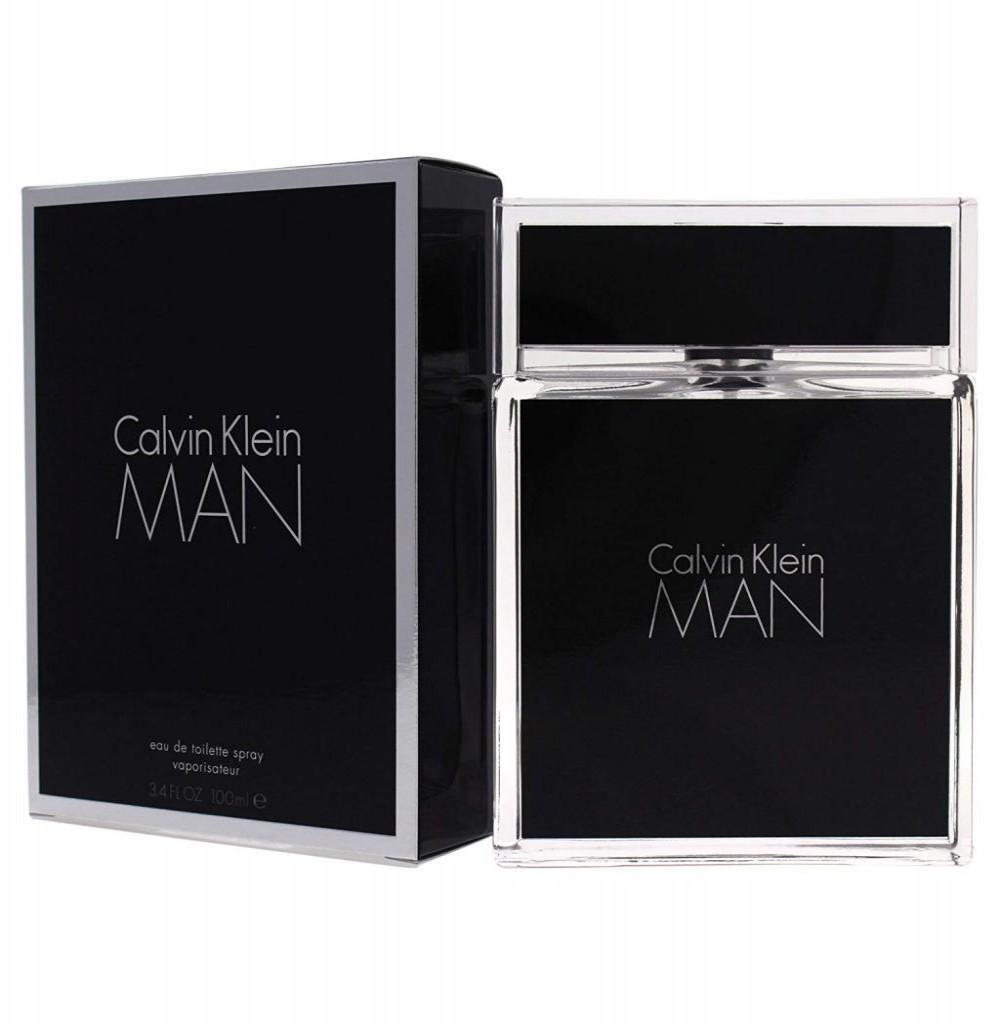 Perfume Calvin Klein Man Eau de Toilette Masculino 100ML