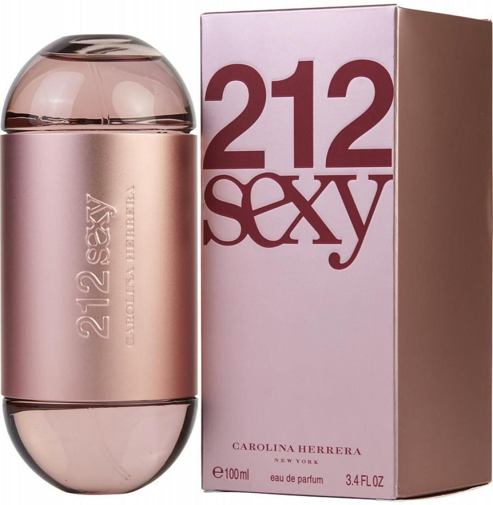 Perfume Carolina Herrera 212 Sexy Eau de Parfum Feminino 100ML**
