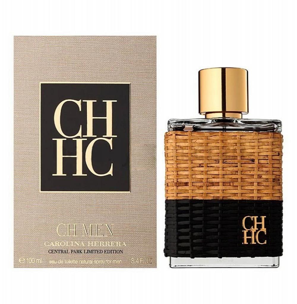 Perfume Carolina Herrera CH Central Park Eau de Toilette Feminino 100ML