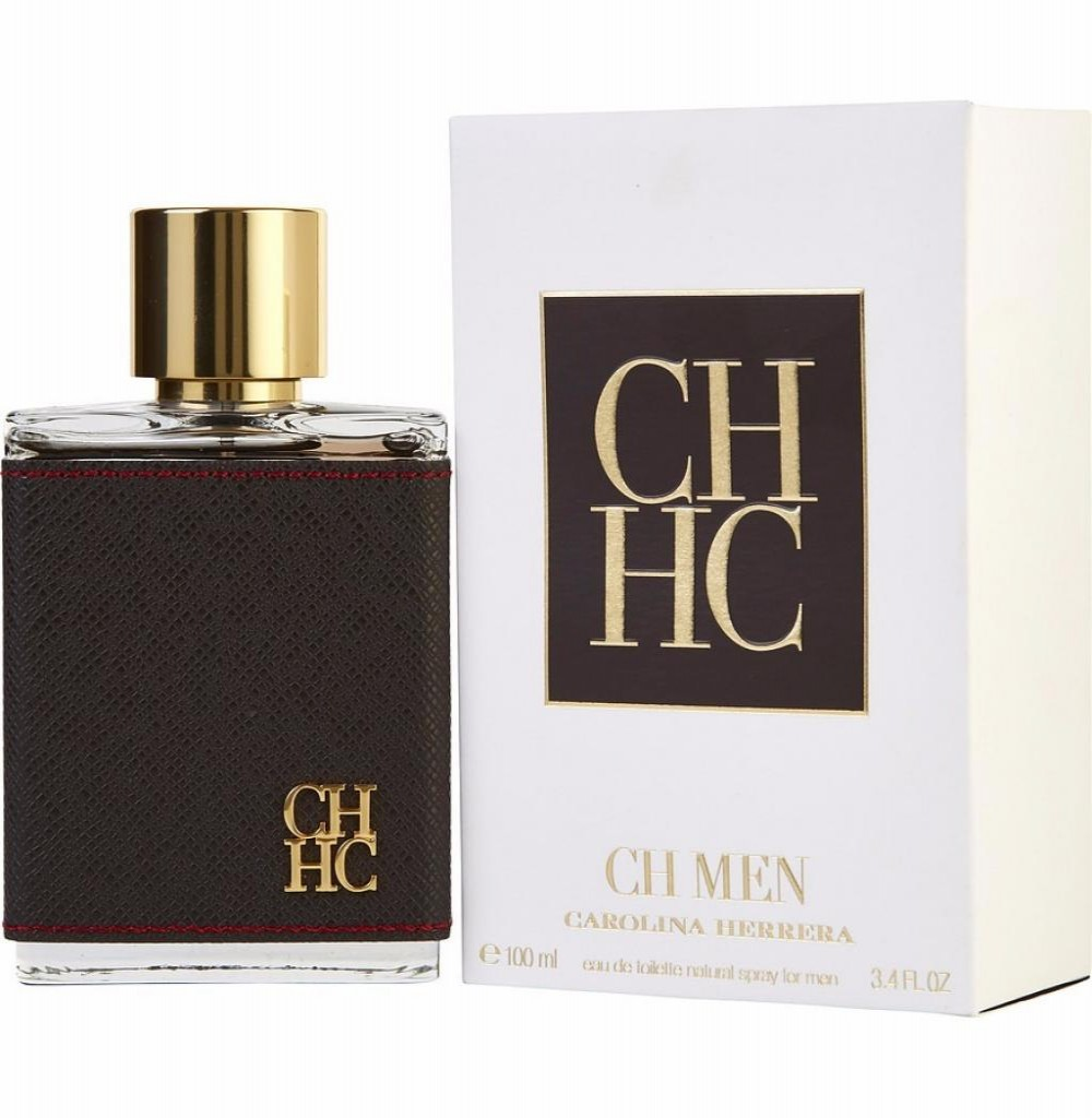 Perfume Carolina Herrera CH Men Eau de Toilette 100ML