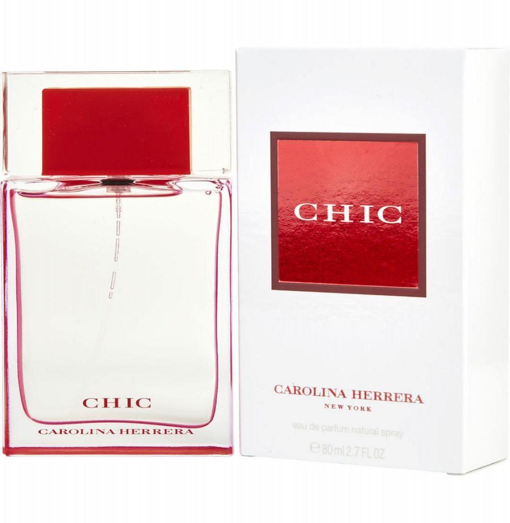 Perfume Carolina Herrera Chic Eau de Parfum Feminino 80ML