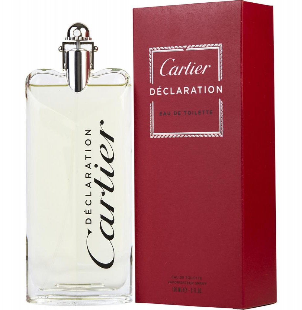 Perfume Cartier Declaration Eau de Toilette Masculino 100ML