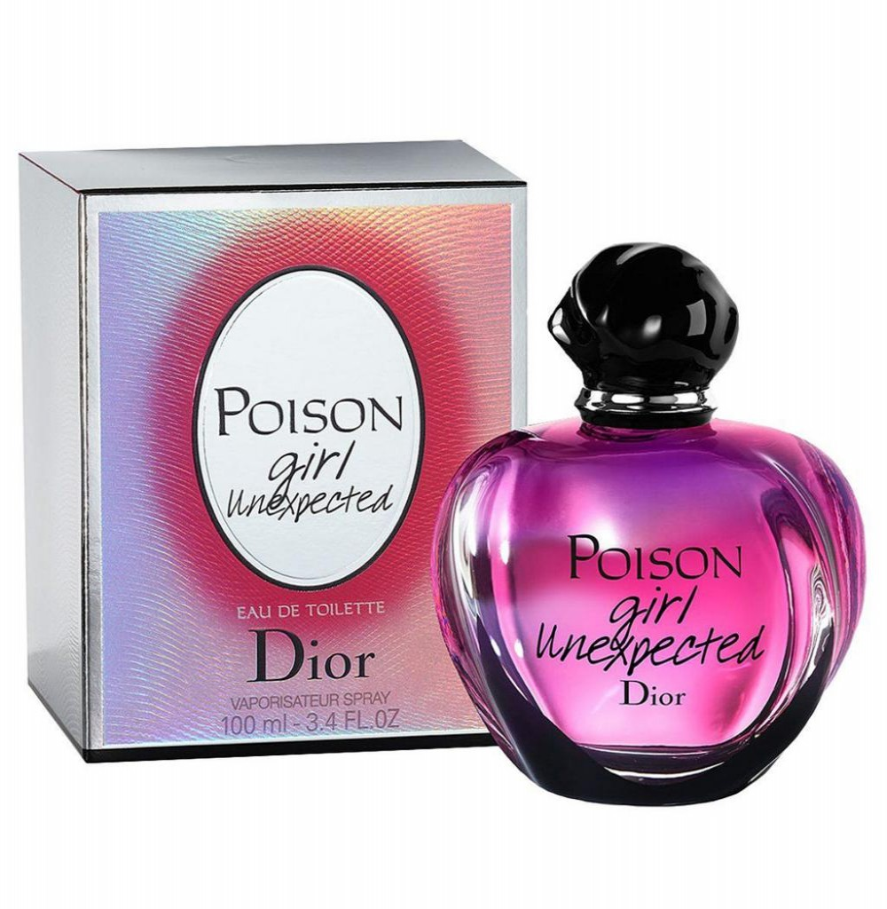 Perfume Christian Dior Poison Girl Unexpected Eau de Toilette Feminino 100ML