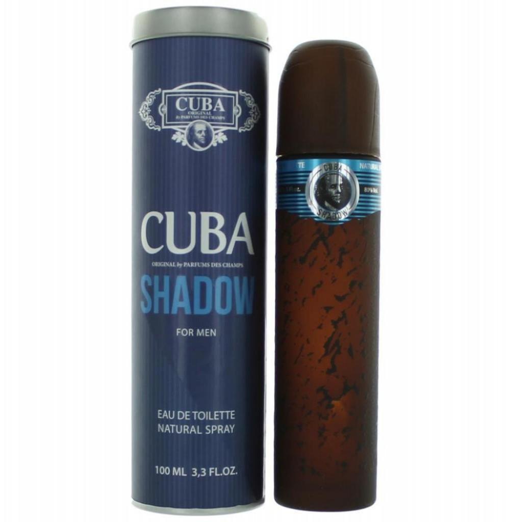 Perfume Cuba Shadow Eau de Toilette Masculino  100ML