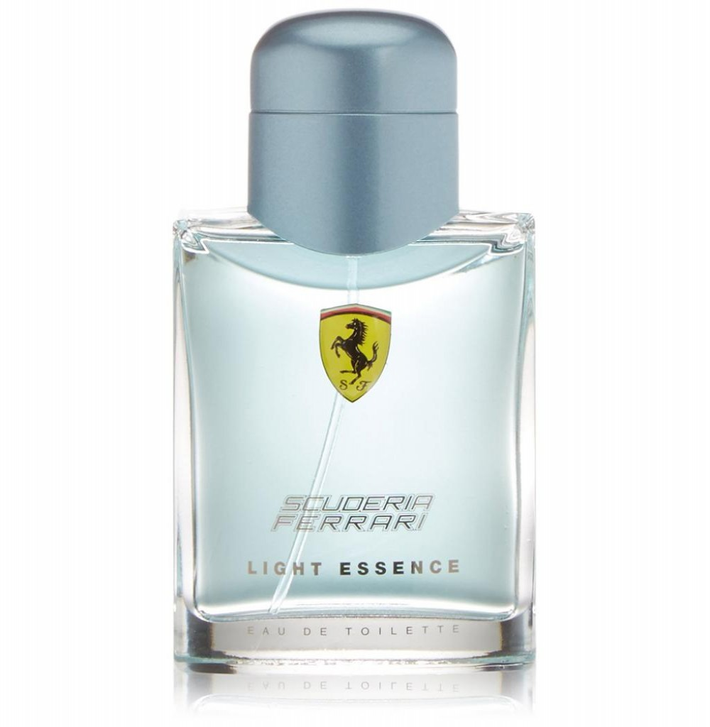 Perfume Ferrari Light Essence Eau de Toilette Masculino 125 ML