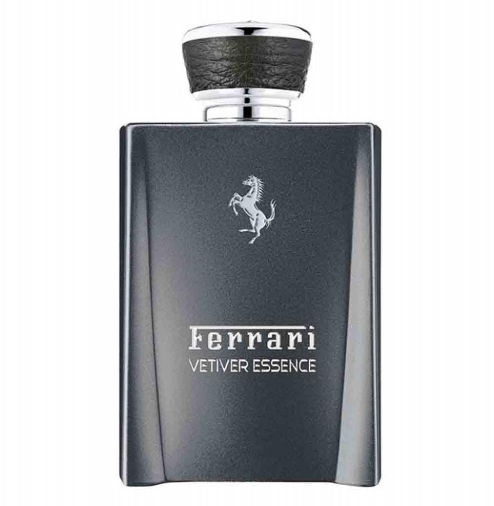 Perfume Ferrari Vetiver Essence Eau de Parfum Masculino 100ML