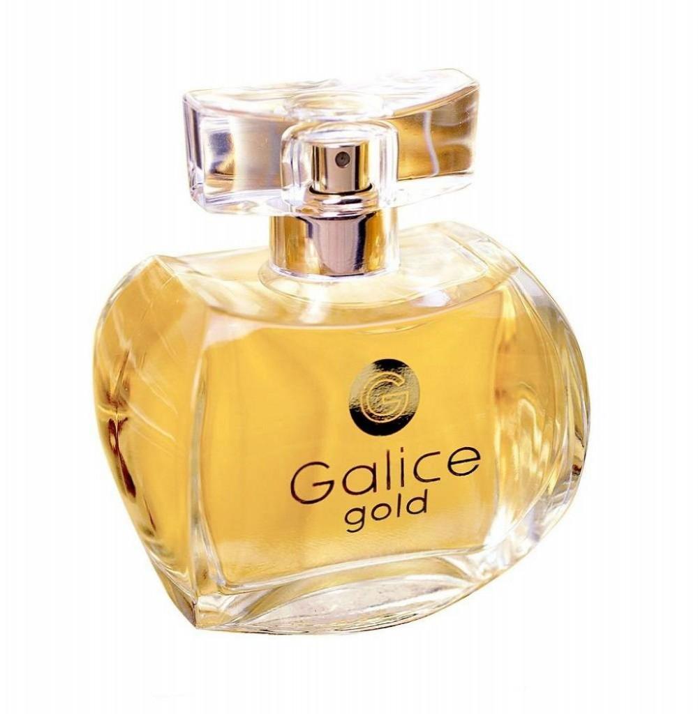 Perfume Yves de Sistelle Galice Gold Eau de Parfum Feminino 100ML