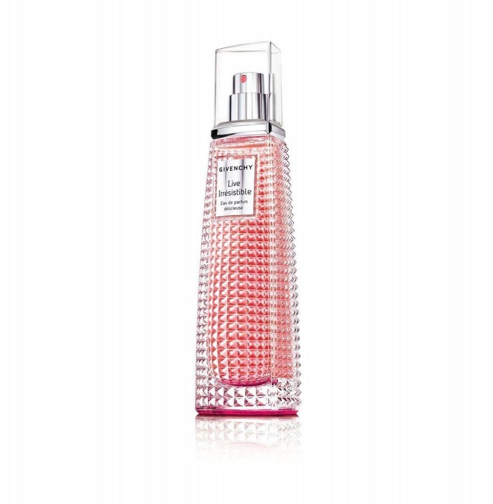 Perfume Givenchy Live Irresistible Delicieuse Eau de Parfum Feminino 50ML