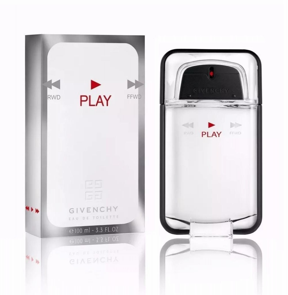 Perfume Givenchy Play Eau de Toilette Masculino 100ML