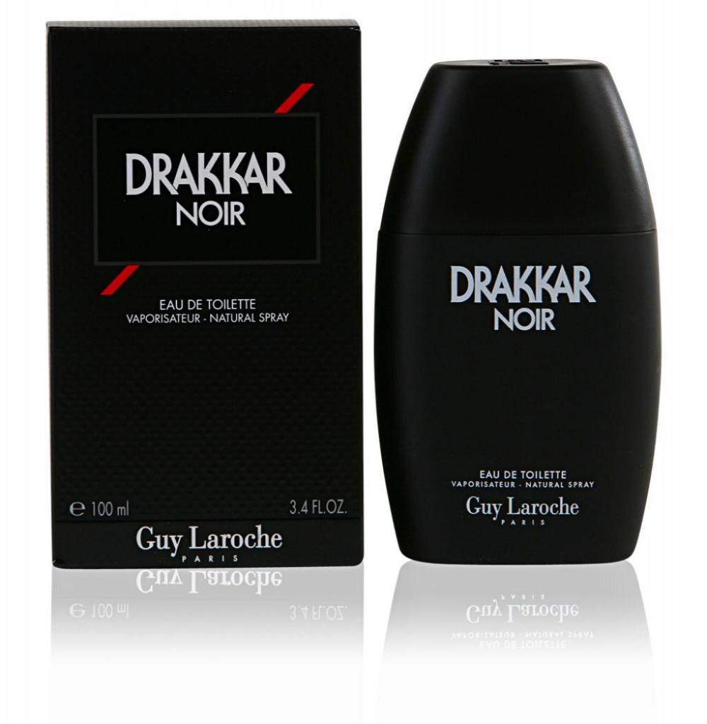 Perfume Guy Laroche Drakkar Noir Eau de Toilette Masculino 100ML