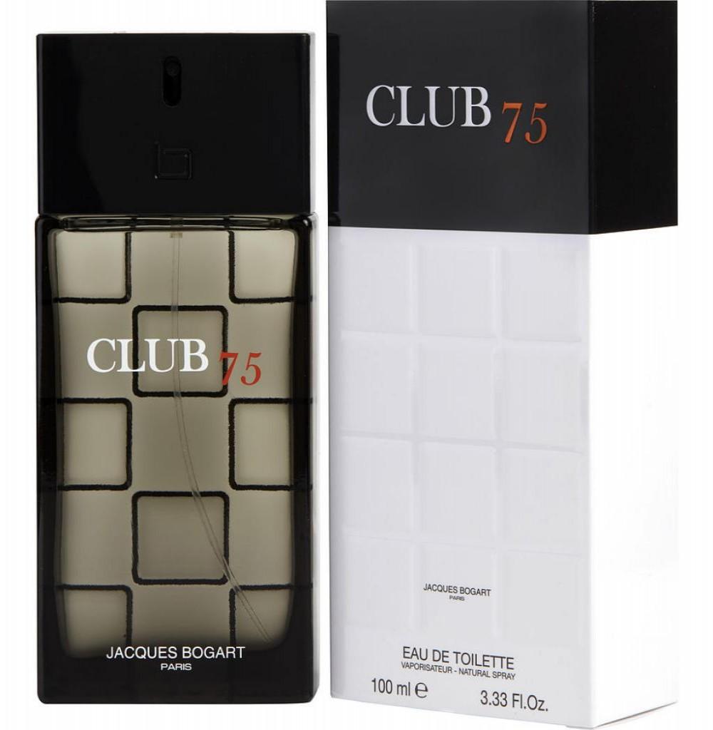 Perfume Jacques Bogart Club 75 Eau de Toilette Masculino 100ML