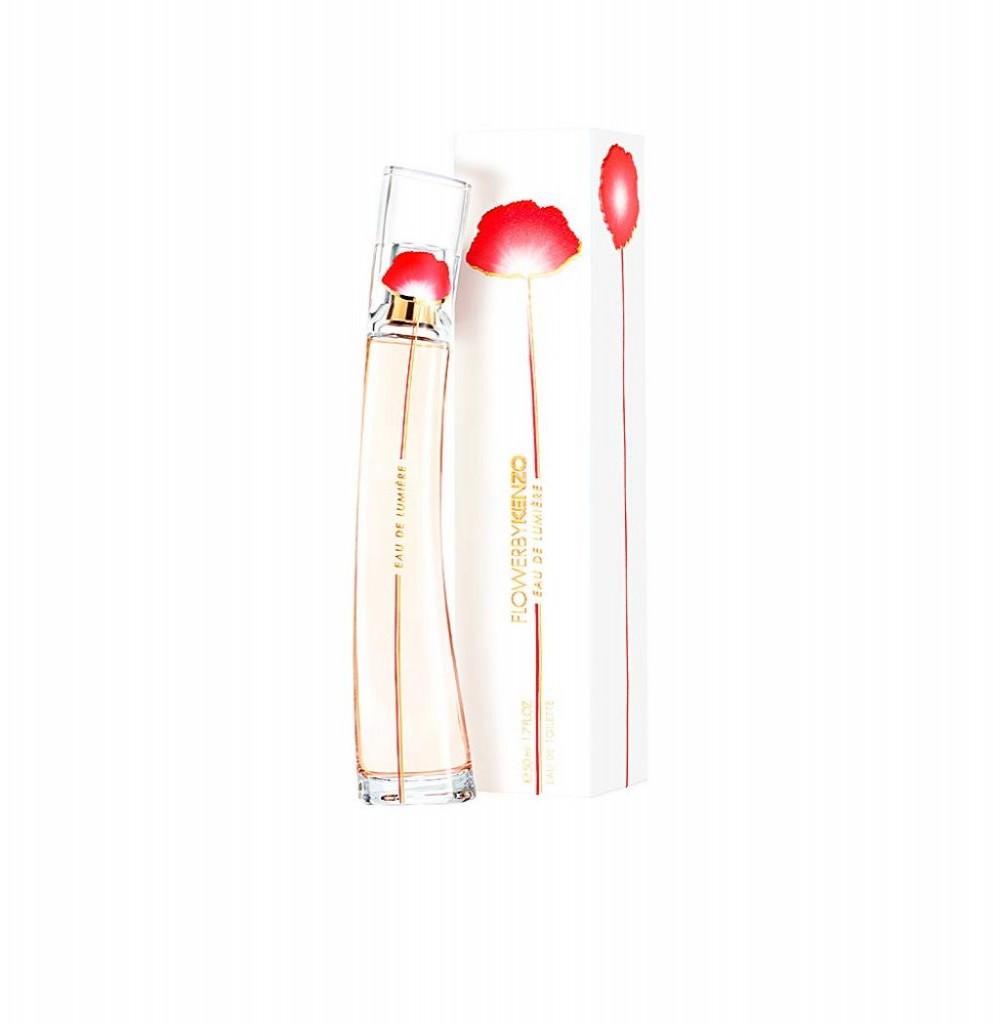 Perfume Kenzo Flower By Kenzo Eau de Lumiere Eau de Toilette Feminino 100ML