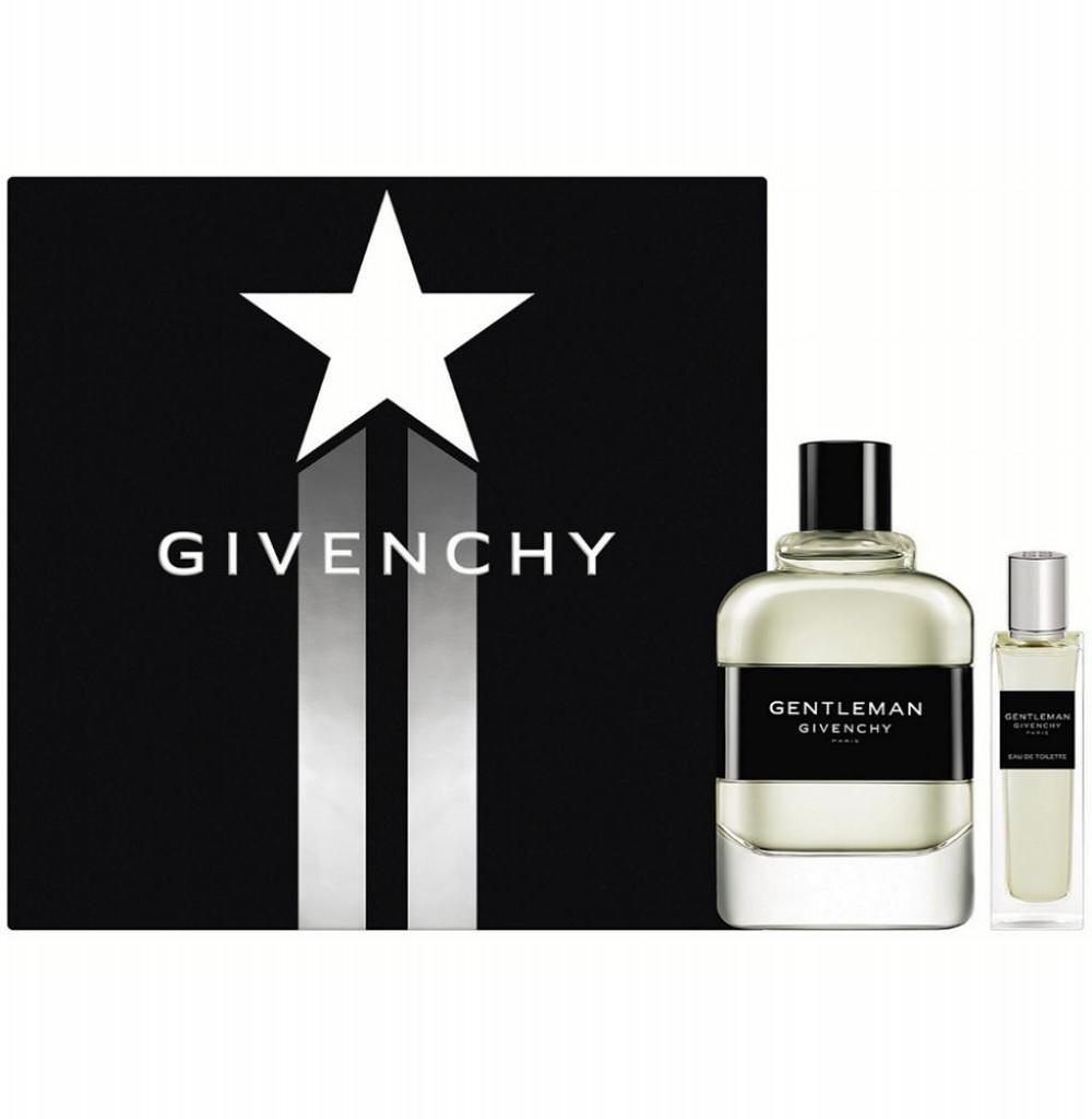 Kit Perfume Givenchy Gentleman Eau de Toilette Masculino 100ML + 15 ML