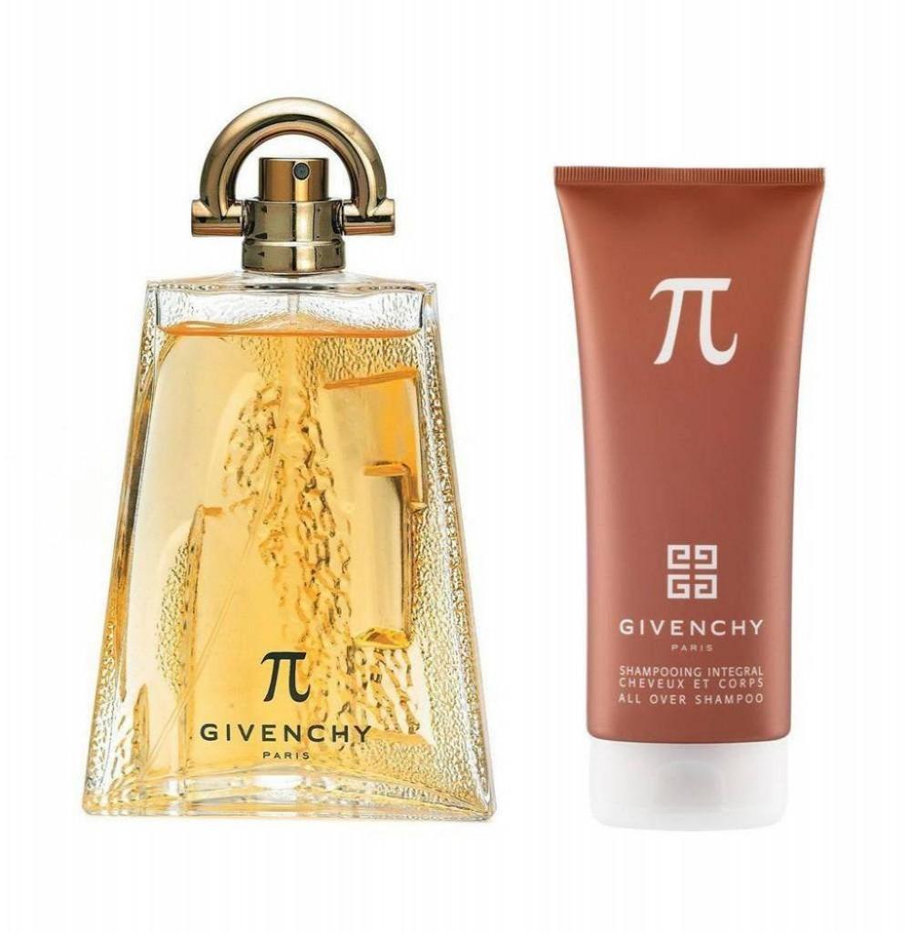 Kit Perfume Givenchy Pi Eau de Toilette Masculino 100ML + Gel de Banho