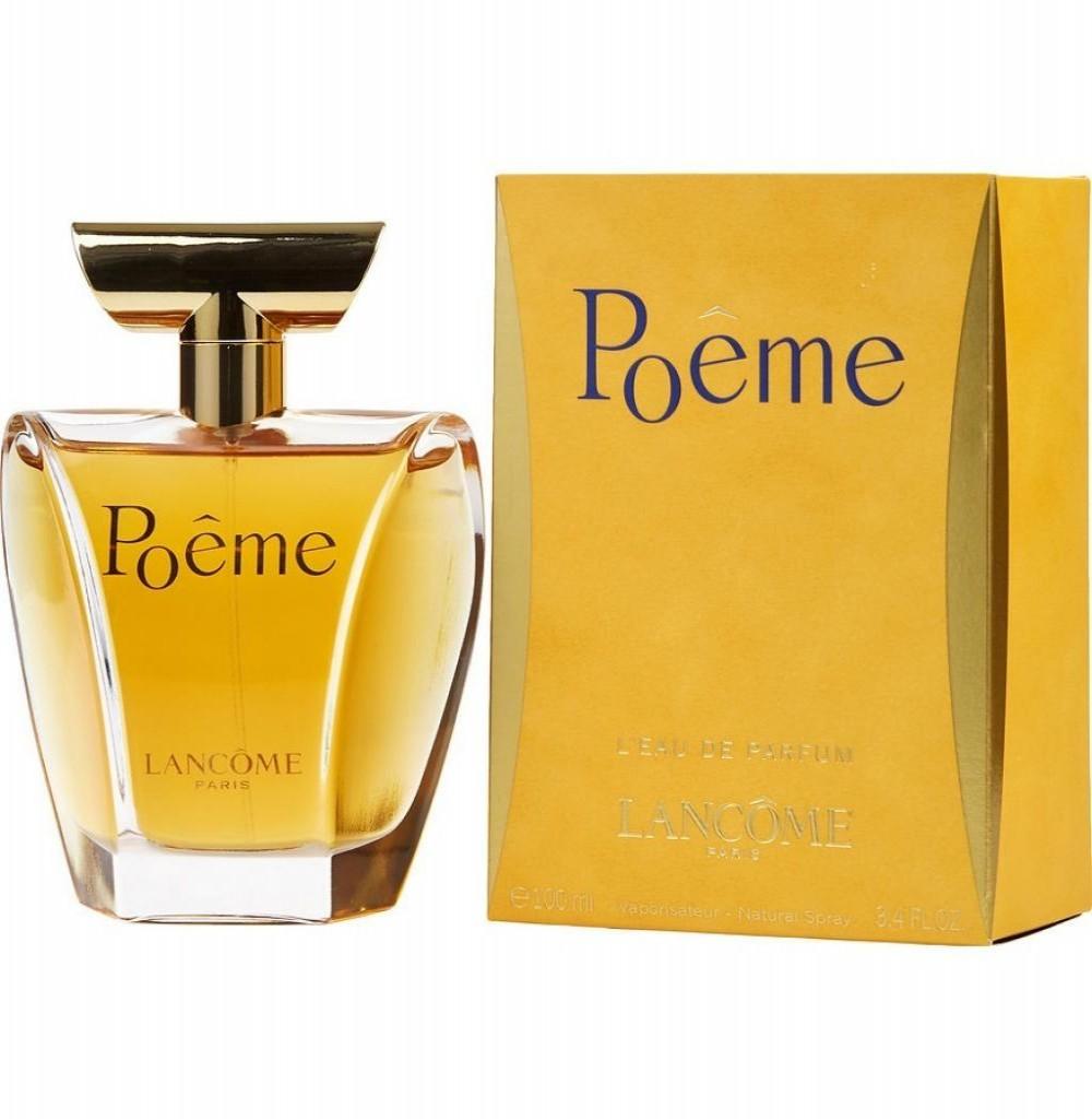 Perfume Lancome Poeme Eau de Parfum Feminino 100ML