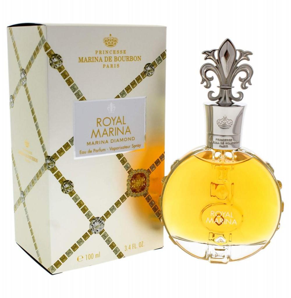 Perfume Princesse Marina de Bourbon Royal Marina Diamond Eau de Parfum Feminino 100ML