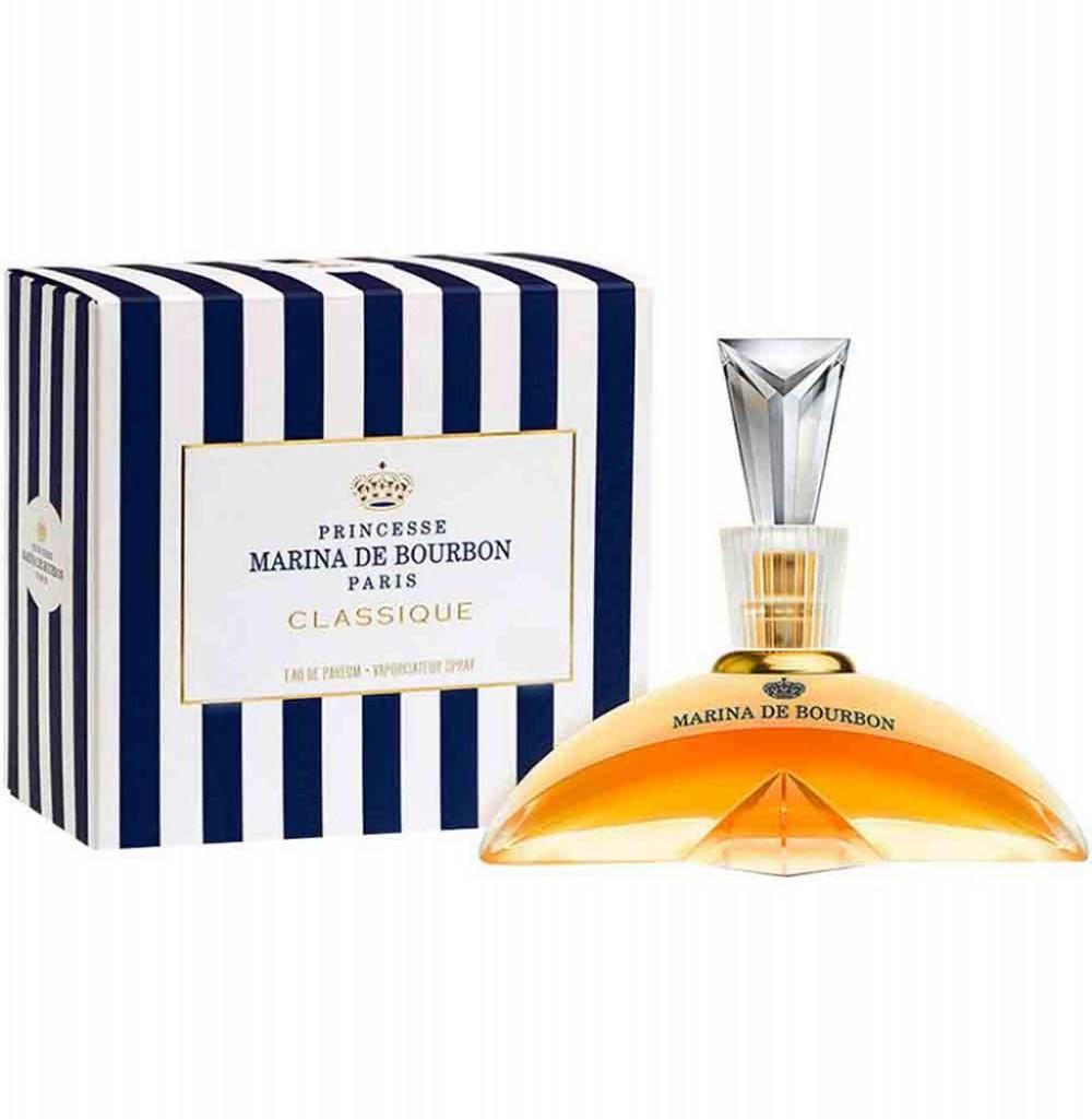Perfume Marina de Bourbon Classique Eau de Parfum Feminino 100ML