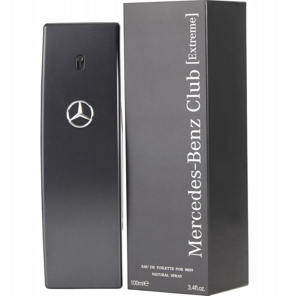 Perfume Mercedes-Benz Club Extreme Eau de Toilette Masculino 100ML