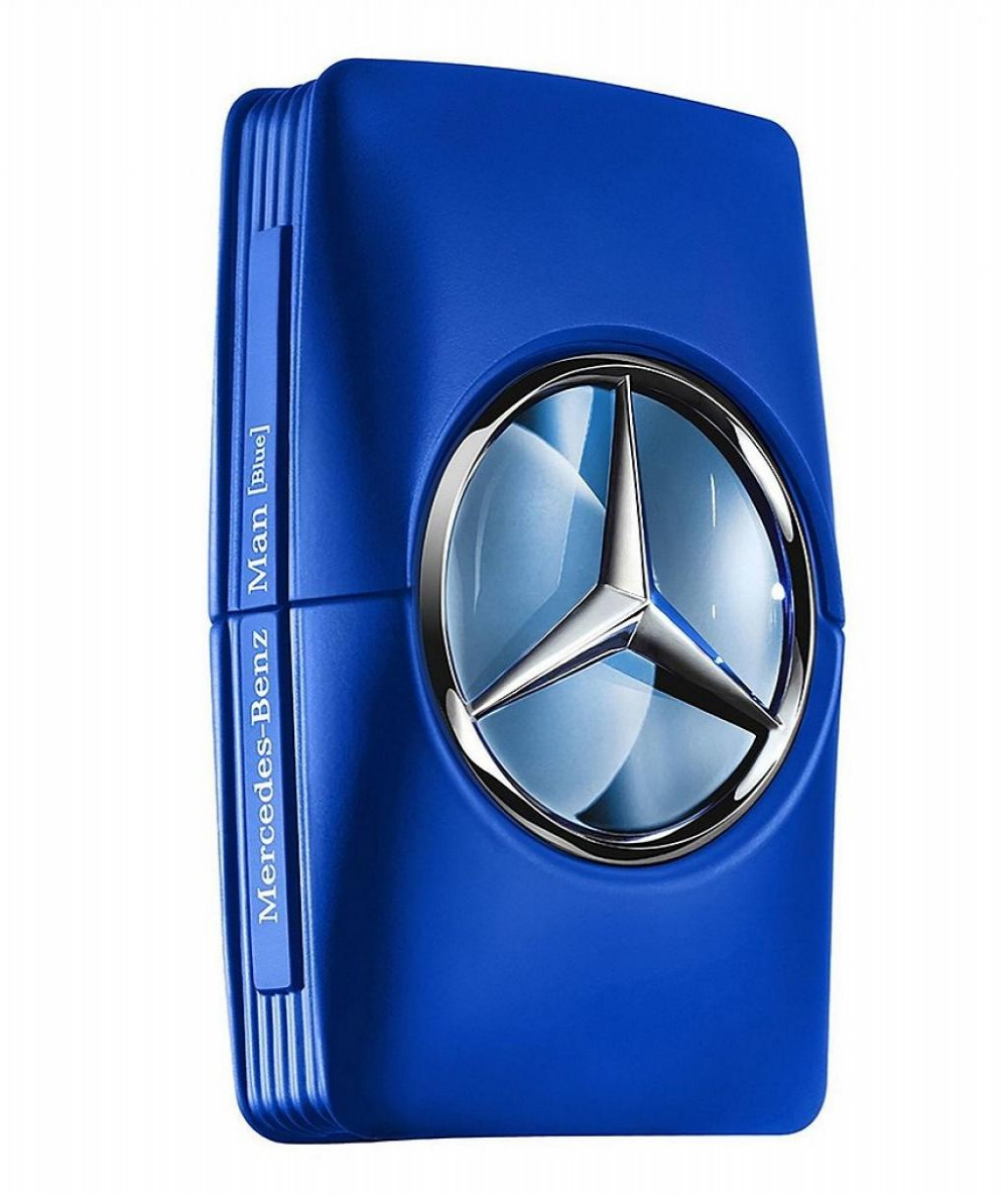 Perfume Mercedes-Benz Man Blue Eau de Toilette Masculino 100ML