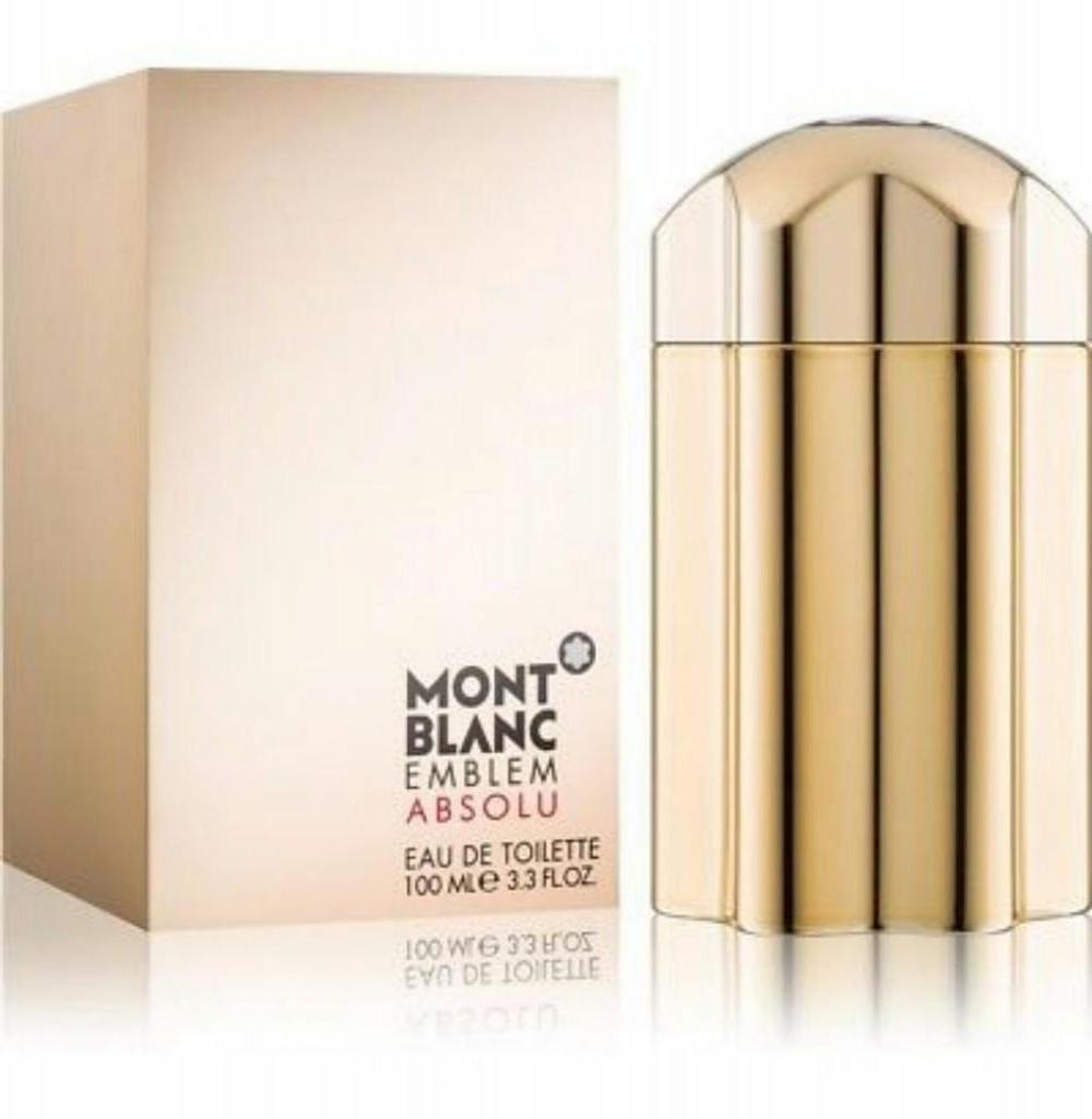 Perfume Montblanc Emblem Absolu Eau de Toilette Feminino 100ML