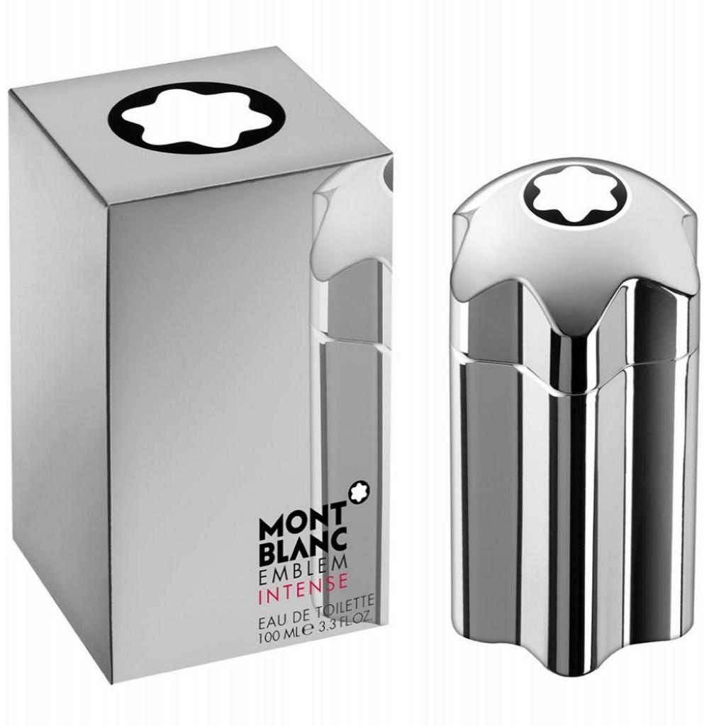 Perfume Montblanc Emblem Intense Eau de Toilette Masculino 100ML