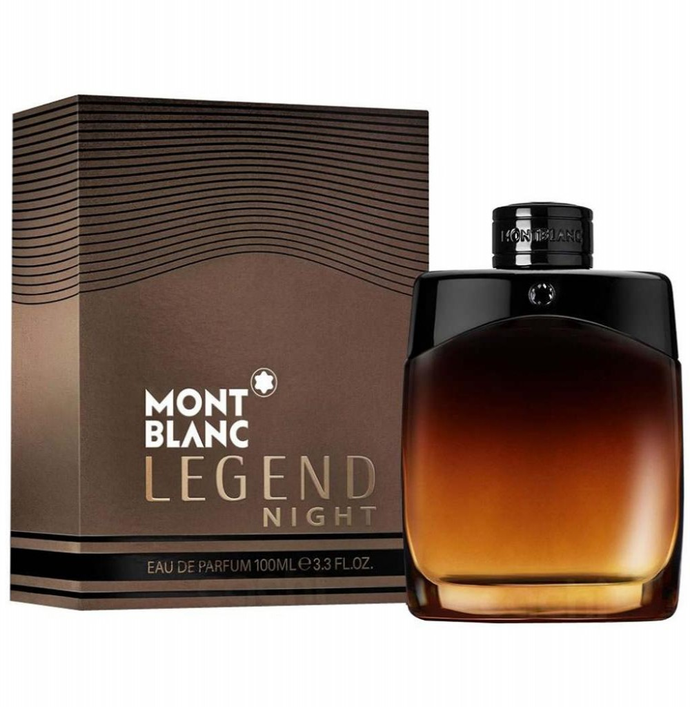 Perfume Montblanc Legend Night Eau de Parfum Masculino 100ML