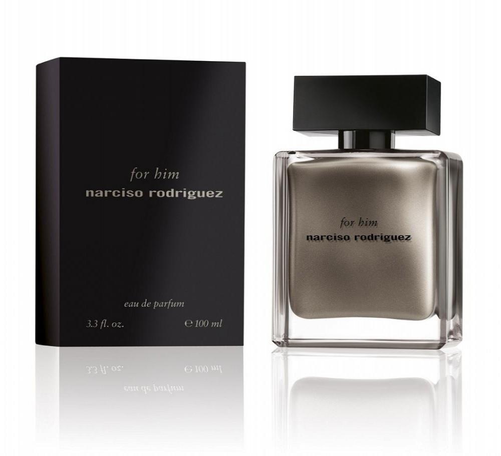Perfume Narciso Rodriguez For Him Eau de Parfum Masculino 100ML