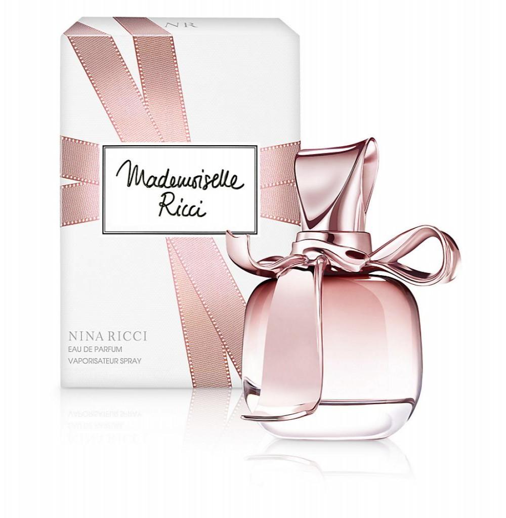 Perfume Nina Ricci Mademoiselle Eau de Parfum Feminino 80ML
