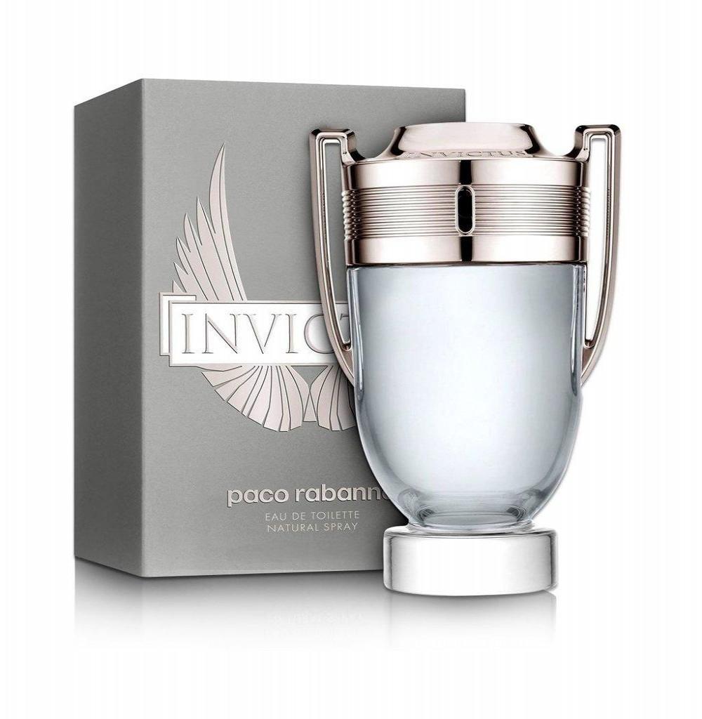 Perfume Paco Rabanne Invictus Eau de Toilette Masculino 100ML*
