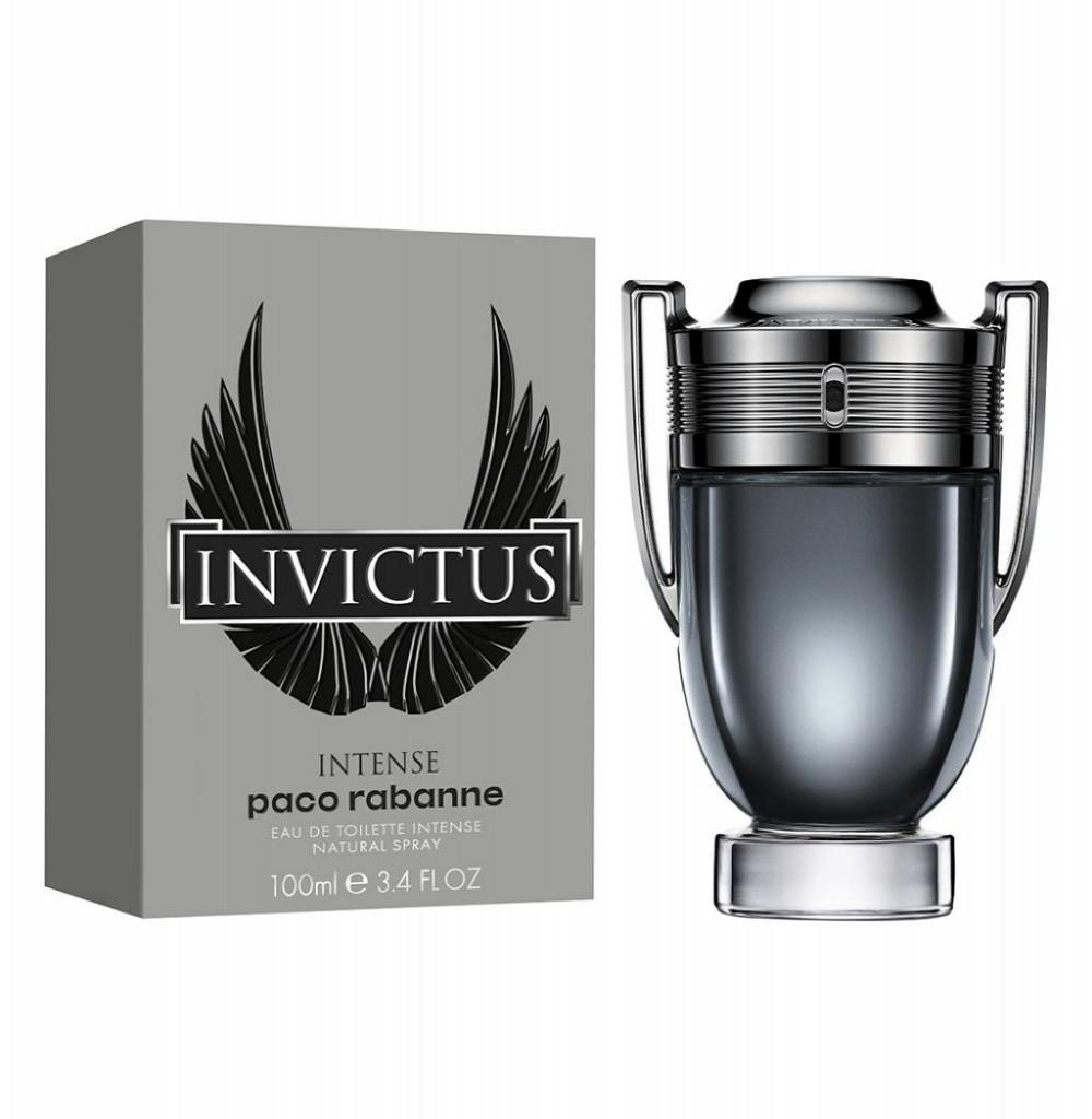 Perfume Paco Rabanne Invictus Intense Eau de Toilette Masculino 100ML