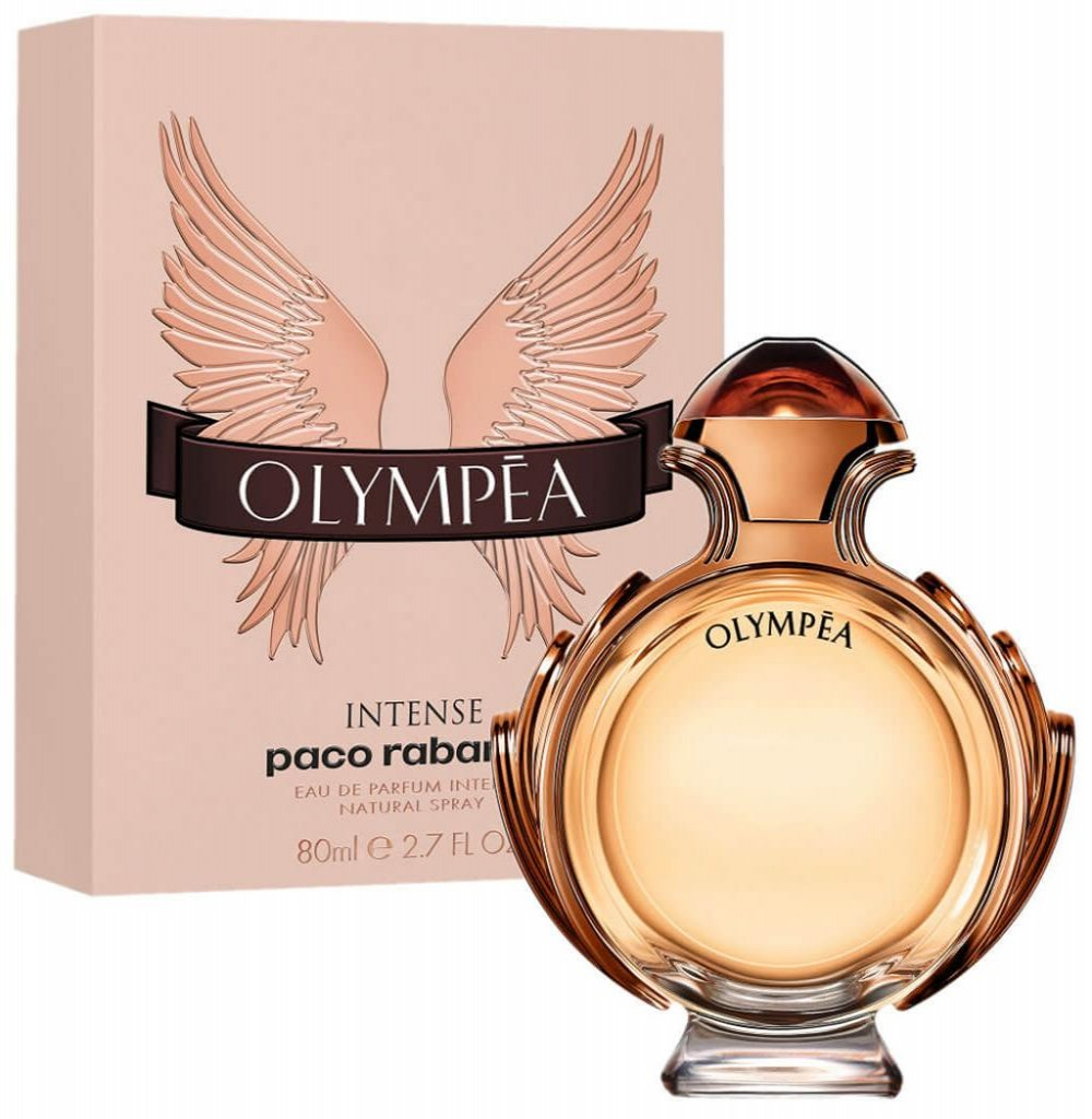 Perfume Paco Rabanne Olympea Intense Eau de Parfum Feminino 80ML
