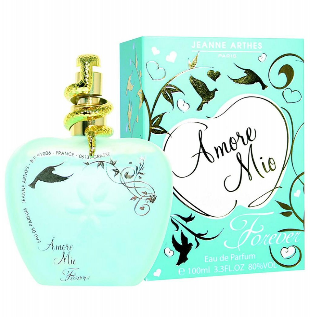 Perfume Jeanne Arthes Amore Mio Forever Eau de Parfum Feminino 100ML
