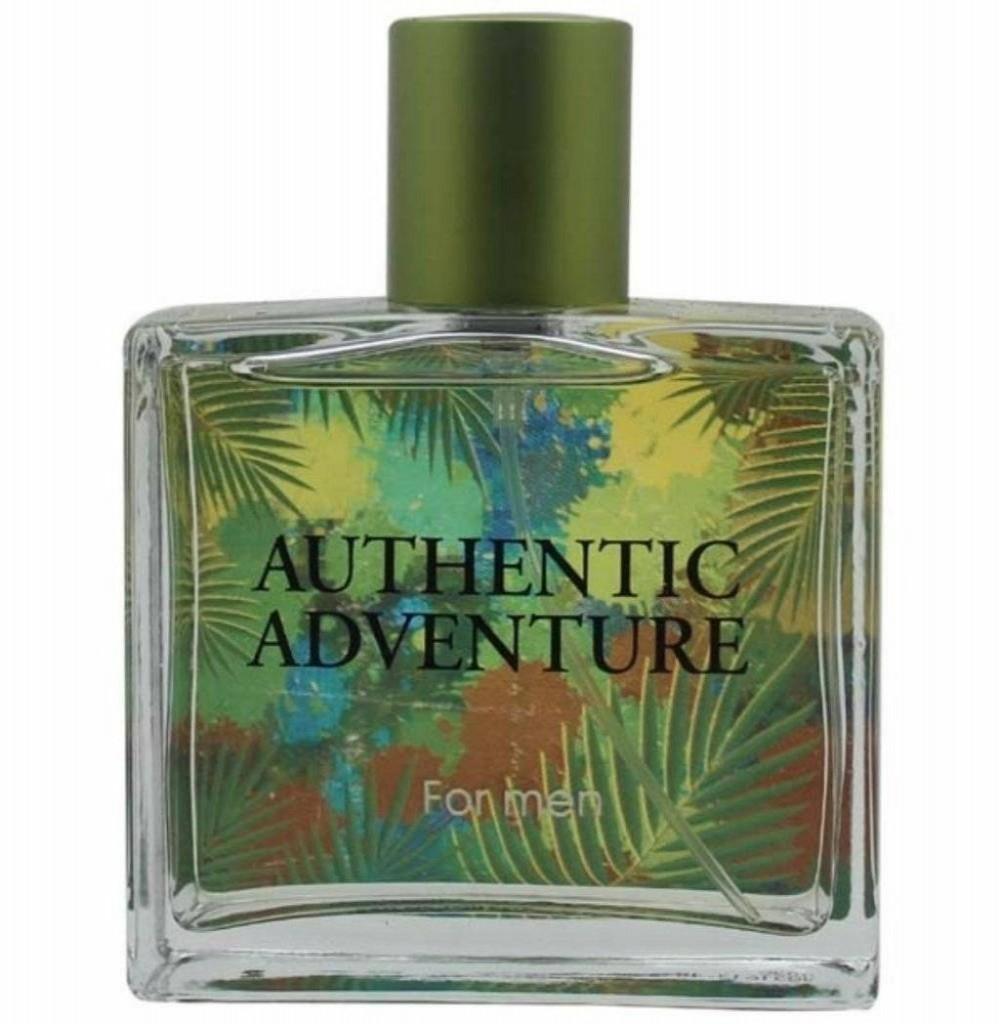 Perfume Jeanne Arthes Authentic Adventure Eau de Toilette Masculino 100ML
