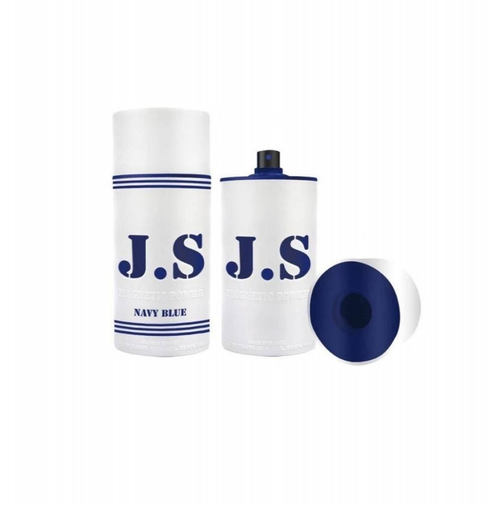 Perfume Jeanne Arthes J.S Navy Blue For Men Eau de Toilette Masculino 100ML
