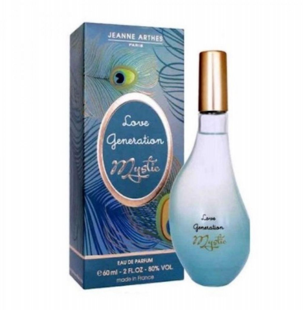 Perfume Jeanne Arthes Love Generation Mystic Eau de Parfum Feminino 60ML