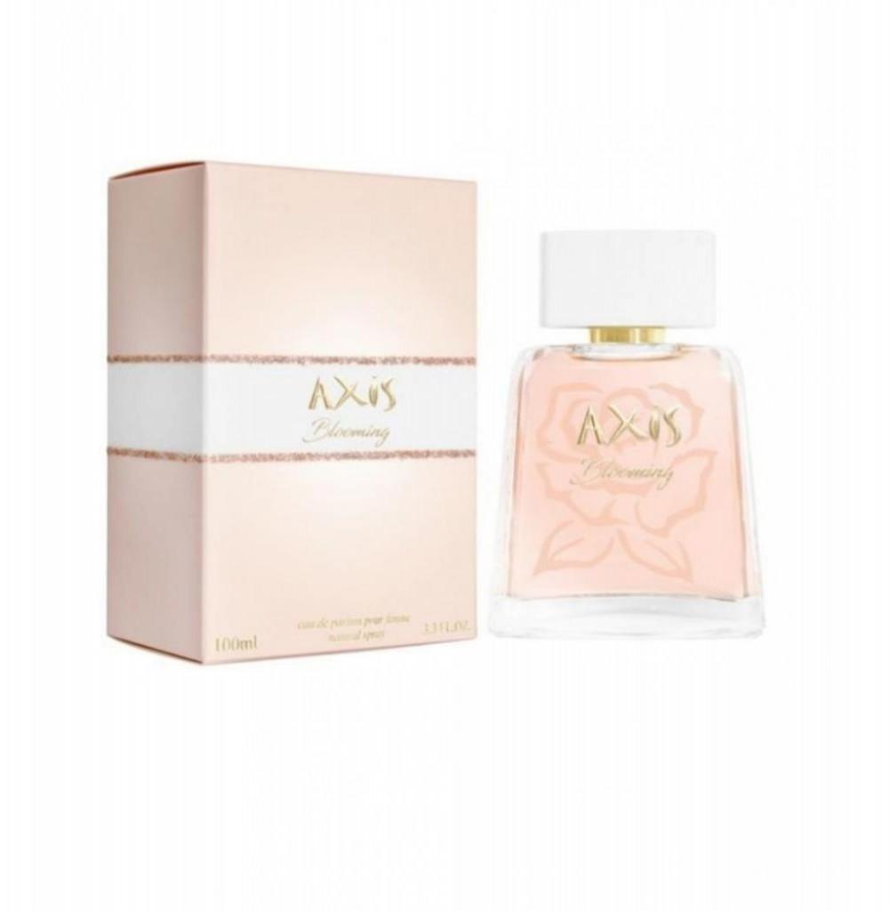 Perfume Axis Blooming Pour Femme Eau de Parfum Feminino 100ML
