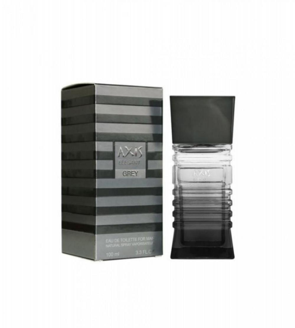 Perfume Axis Elegant Grey Eau de Toilette Masculino 100ML