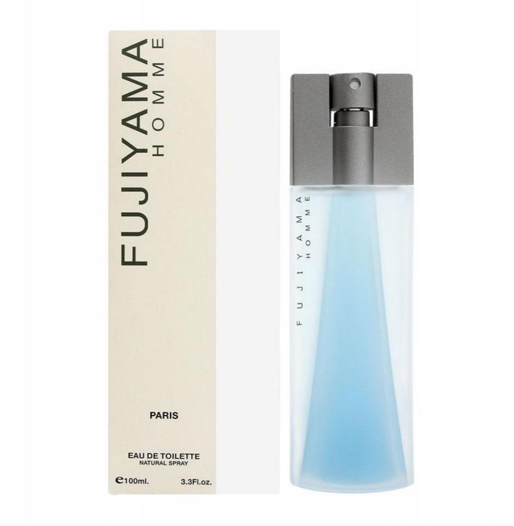 Perfume Fujiyama Homme Eau de Toilette Masculino 100ML