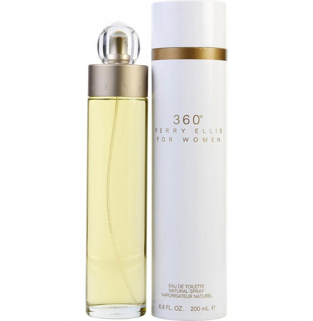 Perfume Perry Ellis 360 Women Eau de Toilette Feminino 100ML