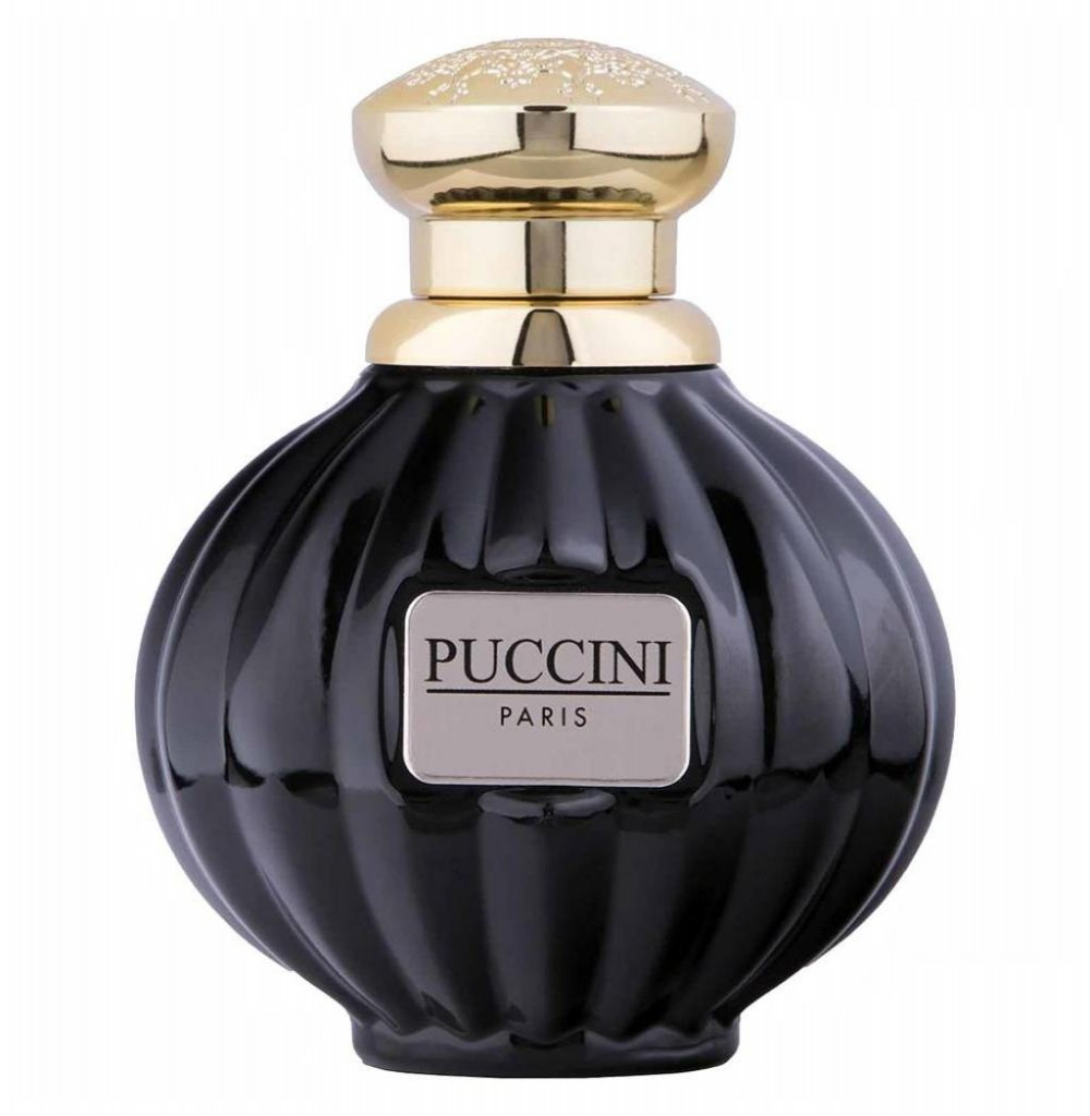 Perfume Puccini Paris Black Pearl Eau de Parfum Feminino 100ML